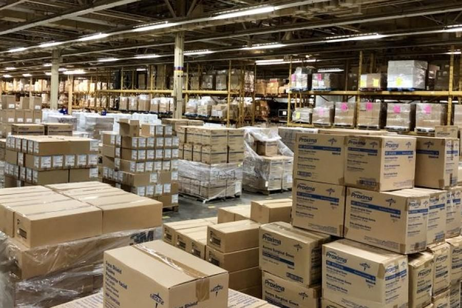 Be Part of Shipping Medical Supplies & PPE's to Ghana and India with EduCom.World